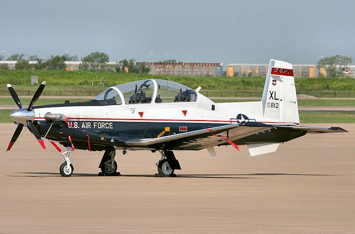 T-6 Texan II aircraft
