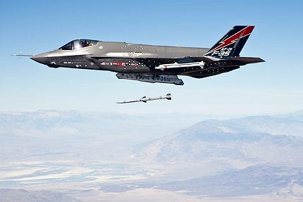 F-35 Lightning II is the only international fifth generation multi-role fighter
