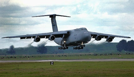 Travis Air Force Base (IATA: SUU)