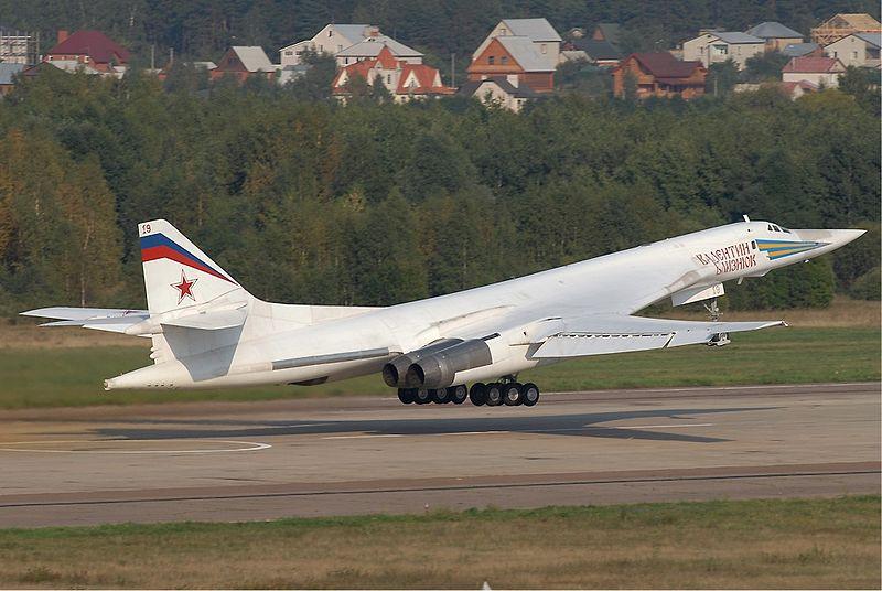 Tu-160 bomber