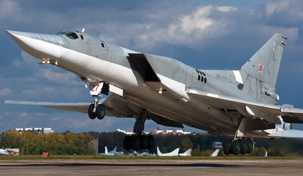 Tupolev Tu-22M Strategic Bomber