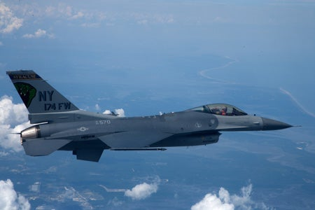 QF-16 Full Scale Aerial Target (FSAT)