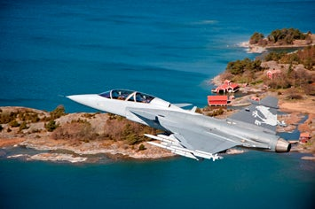 Gripen E/F test aircraft