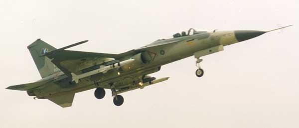 IDF aircraft