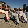 Combat UAV research