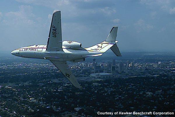 T-1 Jayhawk aircraft