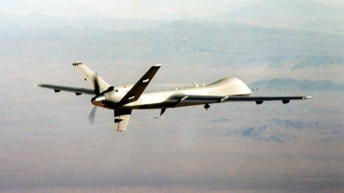 USAF's MQ-9 Reaper UAV