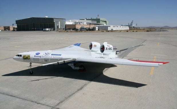 Prototype and concept studies, unmanned air systems