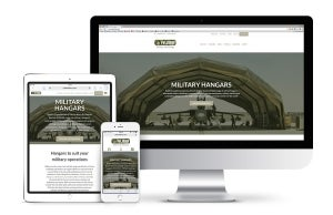 Rubb military website