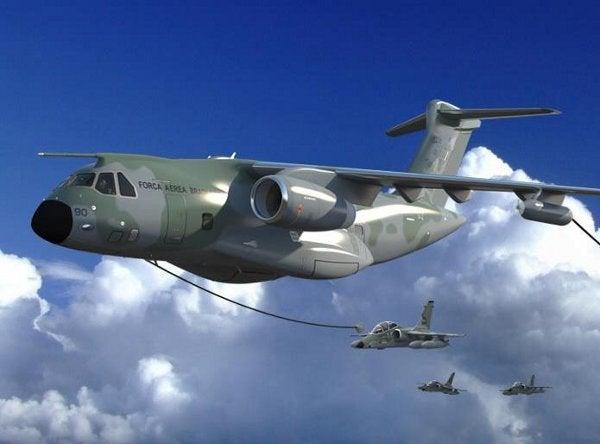 Brazilian Air Force_KC-390A