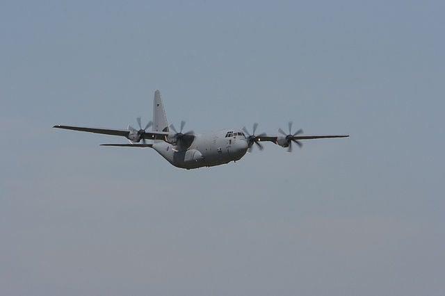 Lockheed_Hercules_C 130