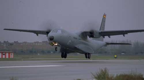 C-295 aircraft