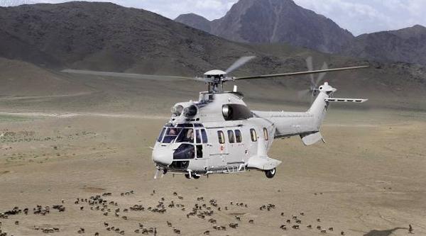 AS332 C1e Super Puma