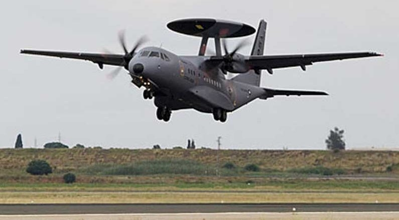 C295 AEW&C aircraft