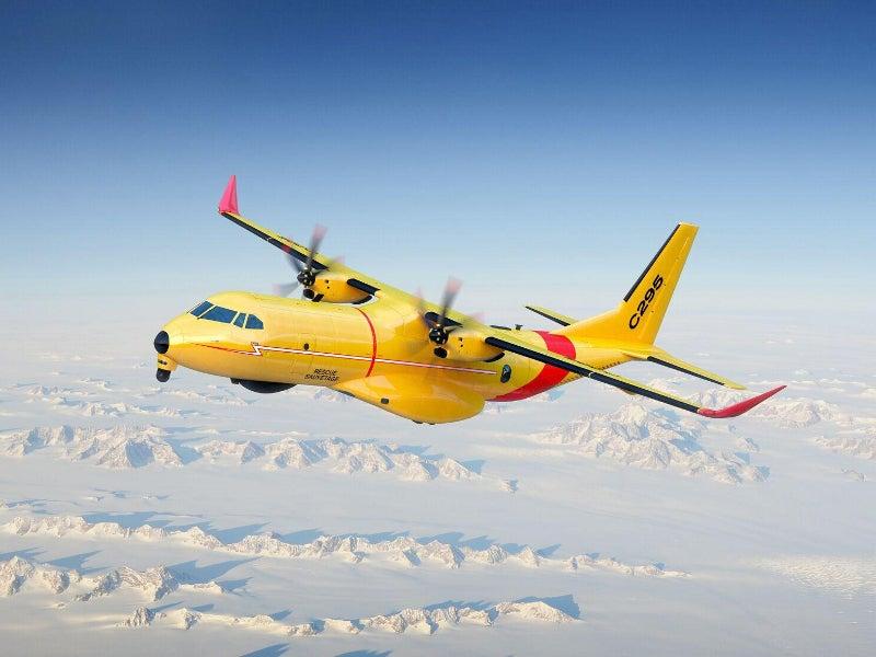 C295W aircraft