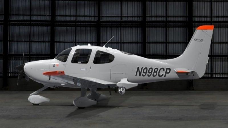 Cirrus Perception Special Mission Aircraft