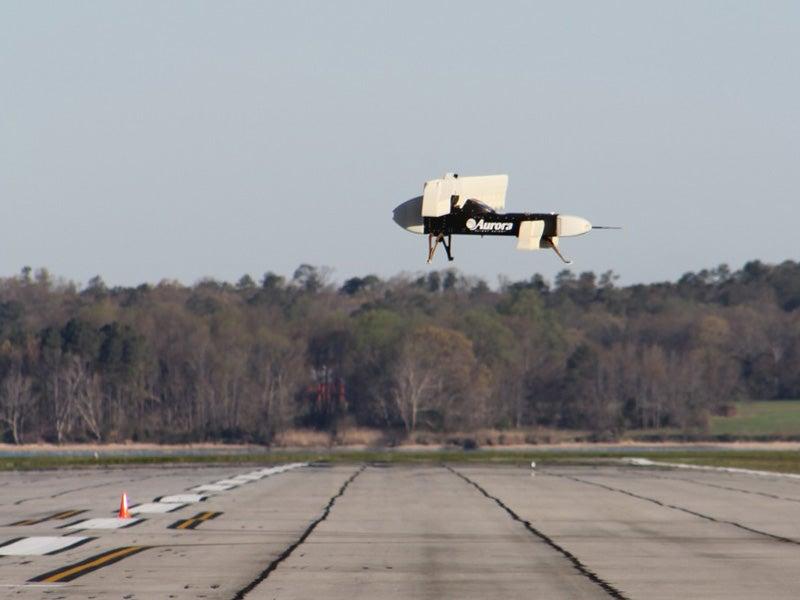 LighntingStrike VTOL X-Plane