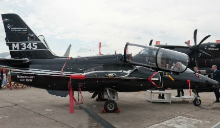 M-345 Basic-Advanced Jet Trainer