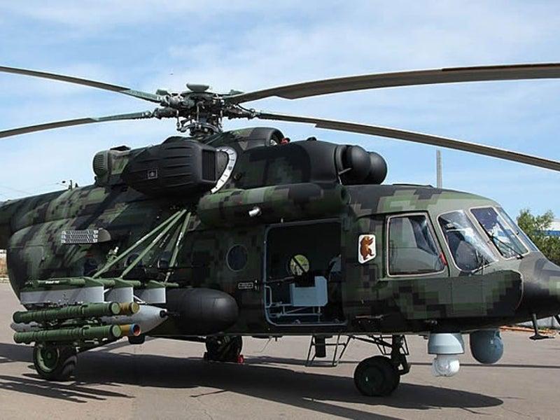 Mi-171SH-HV