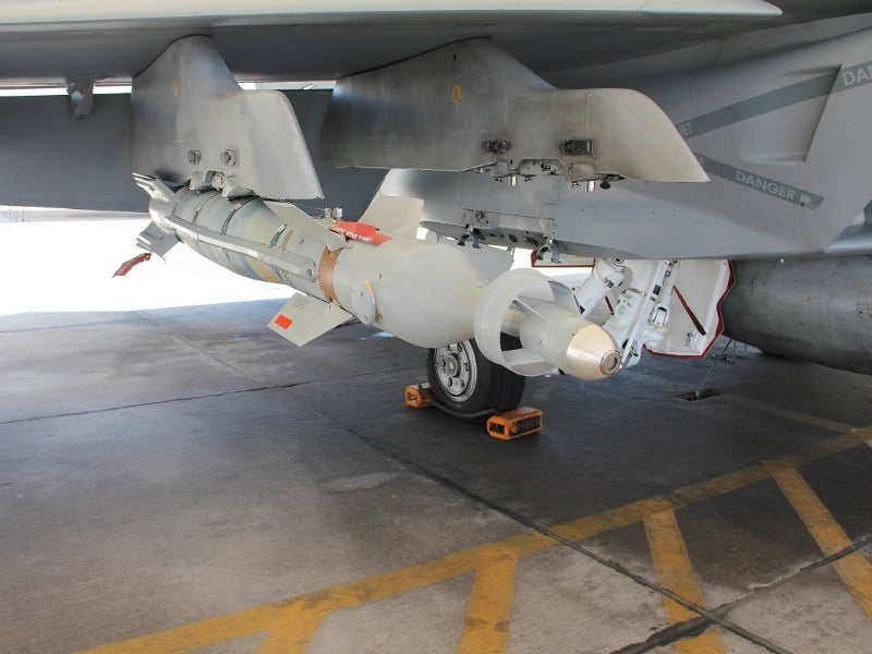 Paragon direct attack munition