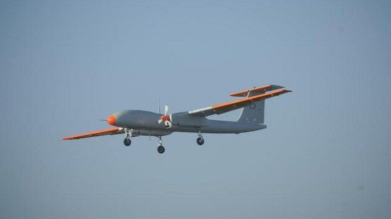 Rustom-II MALE UAV