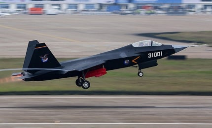Shenyang J-31 Stealth Fighter