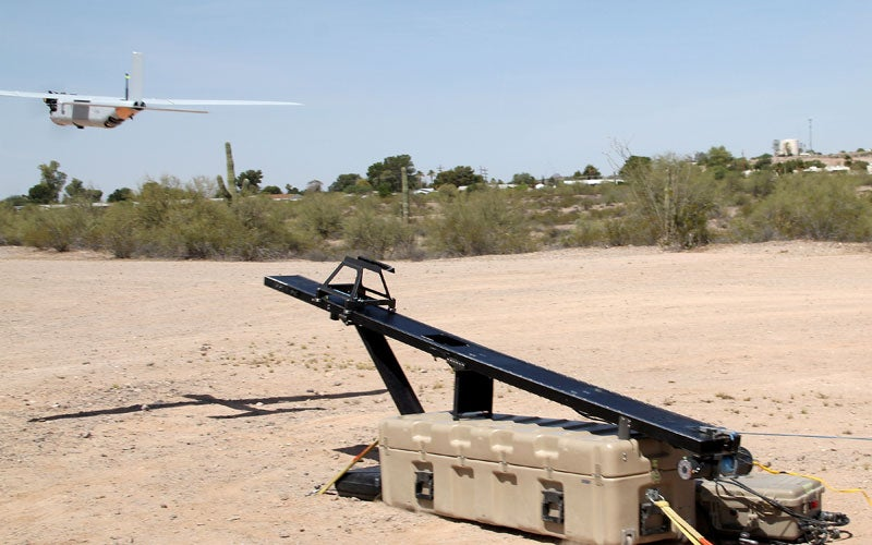 Silver Fox Unmanned Aircraft System