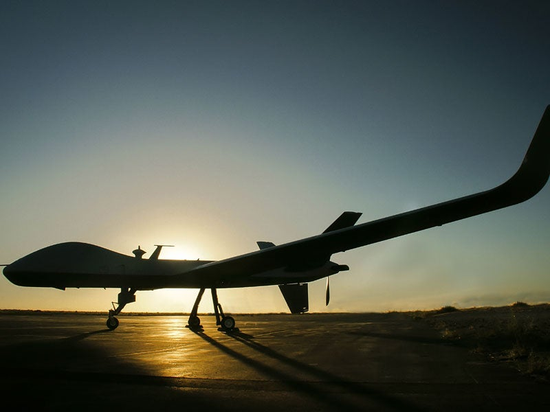 SkyGuardian remotely piloted aircraft
