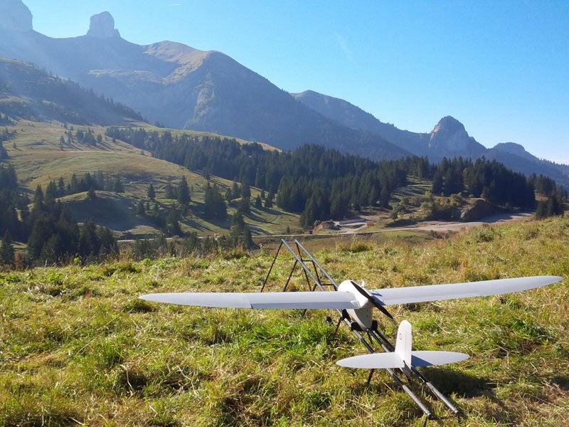 Spy'Ranger mini tactical UAV
