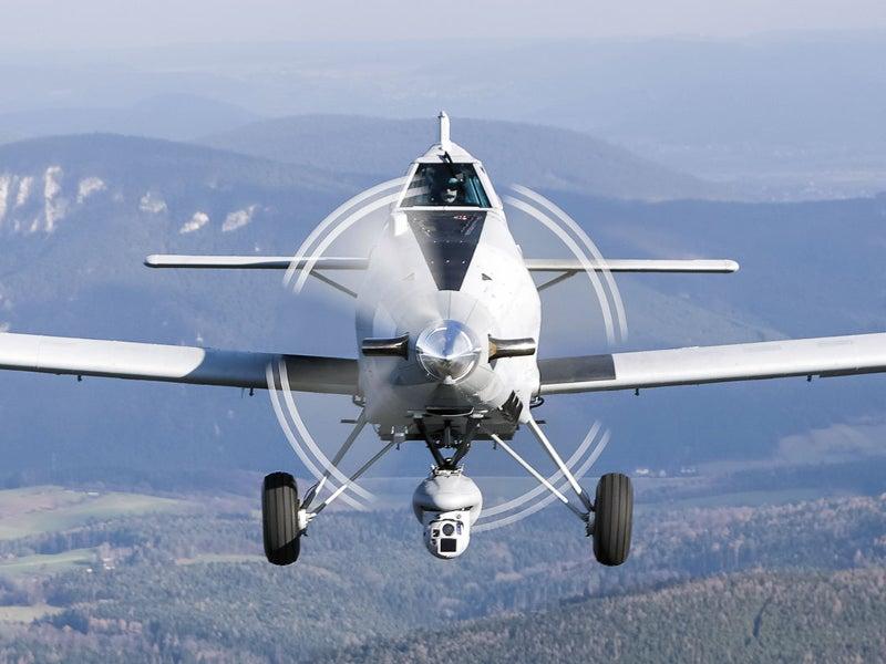 T-Bird ISR aircraft
