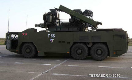 T38 Stilet ADMS