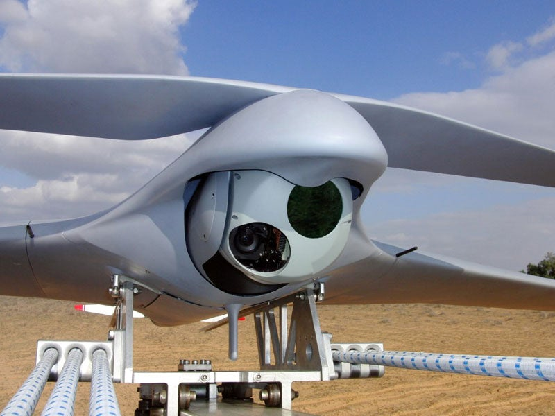 ThunderB small tactical UAV