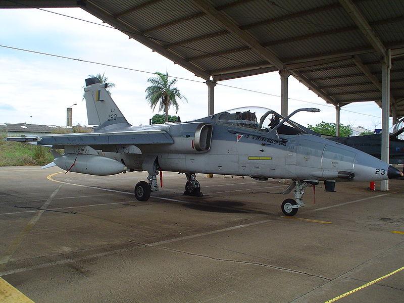 Brazilian Air Force (FAB) AMX aircraft