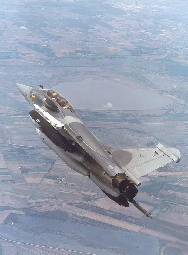 Dassault Aviation's Rafale fighter jet