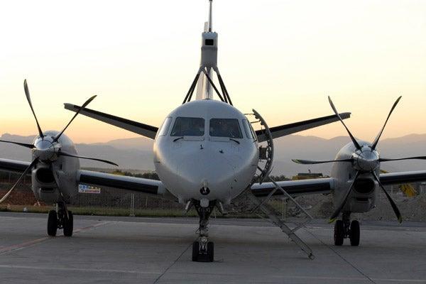 Saab 2000 AWACS