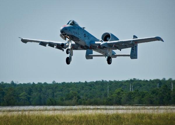 USAF's A-10C Thunderbolt II