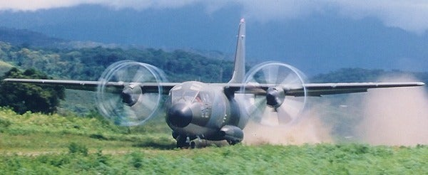 C-27 J Spartan Aircraft