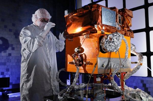 STPSat-3 satellite