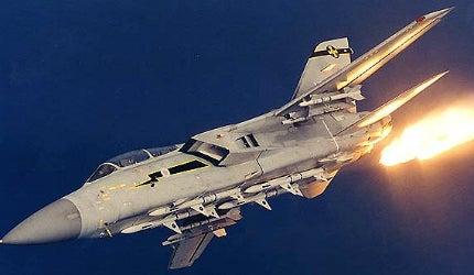 Tornado fighter bomber